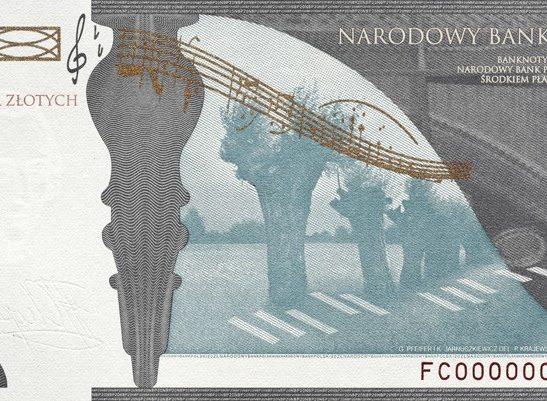 20 zł 200. rocznica urodzin Fryderyka Chopina