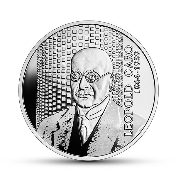 10zł Leopold Caro