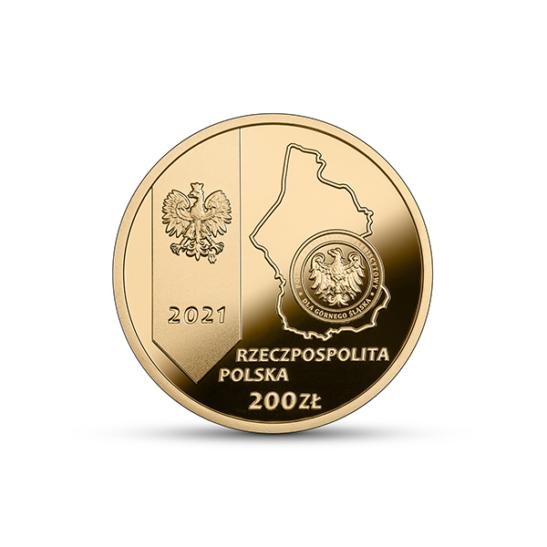 200 zł 100.rocznica III Powstania Śląskiego